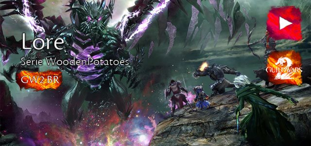 História de Guild Wars 2 Extra: Os Personagens